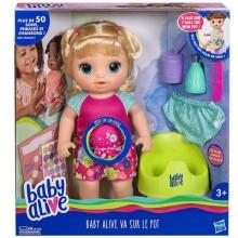 """Baby Alive """"Танцующая Малышка"""" Блондинка"""