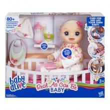 Baby Alive Кукла Любимая малютка