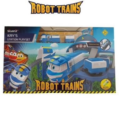 "Robot Train ""Станция Кея"