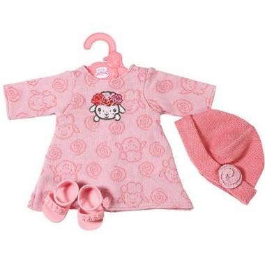 Zapf Creation my little Baby Annabell 701-843 Бэби Борн Платье, шапочка и босоножки, 36 см