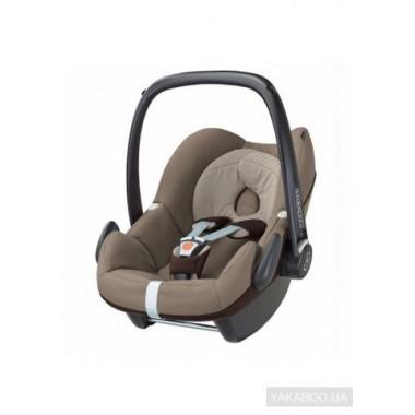 MAXI-COSI Удерживающее устройство для детей 0-13 MC PEBBLE EARTHBROW коричневый