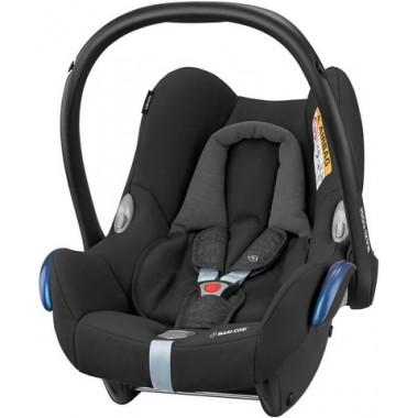 MAXI-COSI Удерживающее устройство для детей 0-13 MC CABRIOFIX BLACKGRID черная сетка
