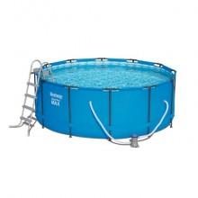 Bestway круглый каркасный бассейн 366 х 100 см