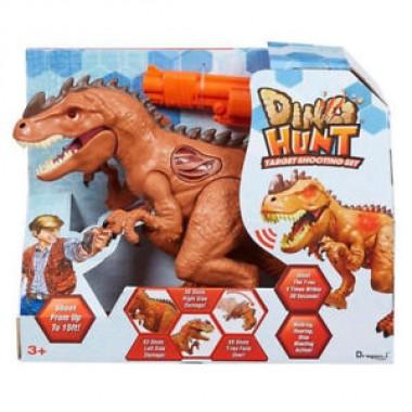 Dragon Охота на динозавра, Индоминус Рекс с бластером для охоты
