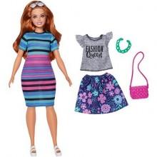 Barbie FJF69 Барби-модница. Happy Hued