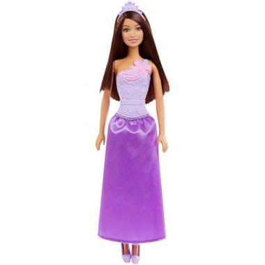 Barbie кукла Принцесса Фиолетовая