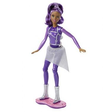 Барби на ховерборде Barbie Космическое приключение DLT23