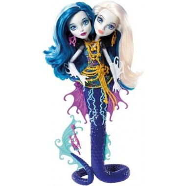 Monster High Пери и Перл Большой Кошмарный Риф