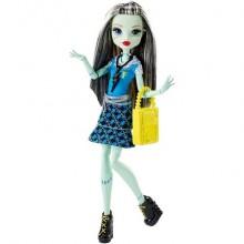 Monster High Фрэнки Штейн Первый день в школе
