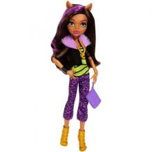 Monster High Клодин Вульф Первый день в школе