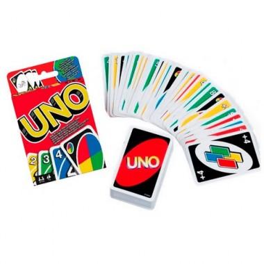 Карточная игра UNO УНО Mattel Games