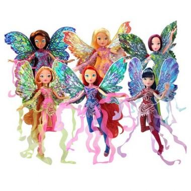 Кукла Winx Club WOW Дримикс, в ассортименте