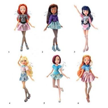 Кукла Winx Club WOW Лофт, в ассортименте
