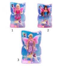 """Кукла Lucy """"Фея со светящимися крыльями"""" в ассортименте"""