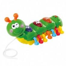 PlayGo каталка музыкальная гусеница
