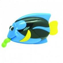Navystar игрушка для ванной заводная Рыбка с червячком