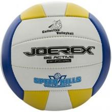 Волейбольный мяч №5 желтый/синий/белый
