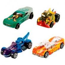 Hot Wheels машинки меняющие цвет, в ассортименте