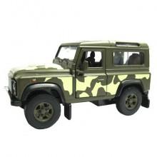 Модель машины Land Rover Defender 1:34-39
