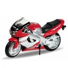 Игрушка модель мотоцикла 1:18 MOTORCYCLE / YAMAHA 2001 YZF1000R THUNDERACE