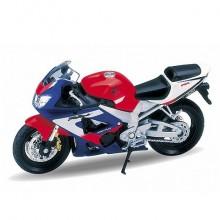 Игрушка модель мотоцикла 1:18 MOTORCYCLE / HONDA CBR900RR FIREBLADE