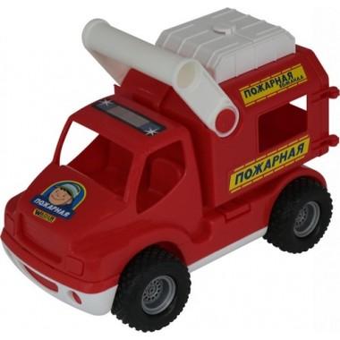 Игрушечный автомобиль КонсТрак - пожарная команда Polesie