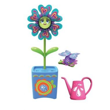 Волшебный цветок с заколкой для волос и волшебным жучком Magic Bloom
