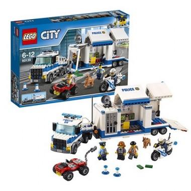 Lego City Лего Город Мобильный командный центр
