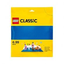 Лего Классик Синяя базовая пластина