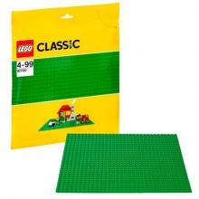 Классика Строительная пластина зеленого цвета