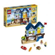 Конструктор Лего Lego Creator Отпуск у моря 31063