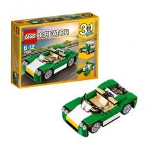 LEGO Creator Зелёный кабриолет
