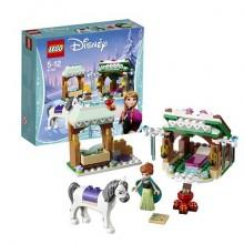 Конструктор Лего Дисней Lego Disney Princess Зимние приключения Анны  41147