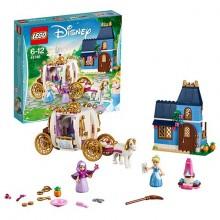 Lego Disney Princess Сказочный вечер Золушки