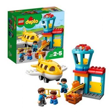 Конструктор Лего Lego Duplo Лего Аэропорт