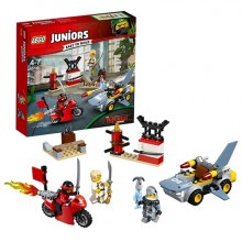 Lego Juniors Ниндзяго Нападение акулы