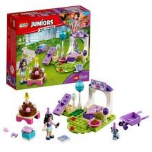 Lego Juniors Вечеринка Эммы для питомцев