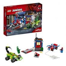 Lego Juniors Решающий бой Человека-паука против Скорпиона