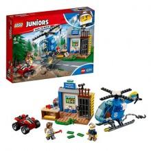 LEGO Джуниорс Погоня горной полиции