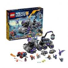 Конструктор Лего Lego Nexo Knights Штурмовой разрушитель Джестро  70352