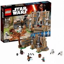 LEGO Star Wars Битва на планете Такодана 75139