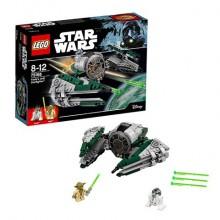 Lego Star Wars Звёздный истребитель Йоды