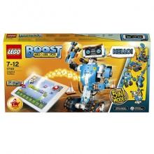 LEGO BOOST Конструктор Лего Набор для конструирования и программирования 17101