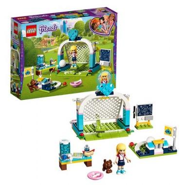 Lego Friends Лего Подружки Футбольная тренировка Стефани