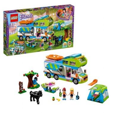 Lego Friends Лего Подружки Дом на колёсах