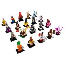 Минифигурки LEGO 2017 версия 1 в ассортименте