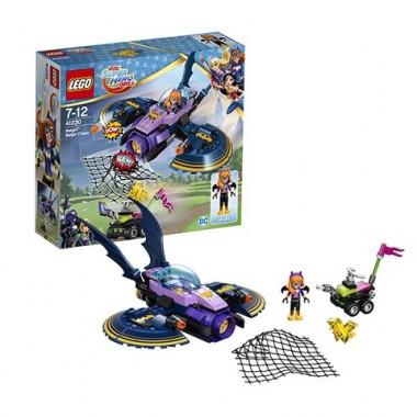 Конструктор Лего Lego Super Hero Girls Супергёрлз Бэтгёрл: Погоня на реактивном самолёте