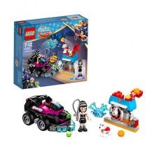 Конструктор Лего Lego Super Hero Girls Танк Лашины 41233