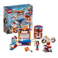Lego Super Hero Girls Дом Чудо-женщины 41235