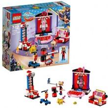 Lego Super Hero Girls Супергёрлз Дом Харли Квинн